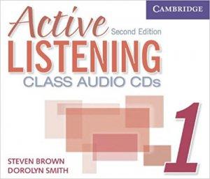 Active Listening Level 1 - Class Audio CDs - cambridge - 9780521678155 -