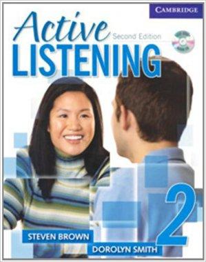 Active Listening Level 2 - Student's Book with Self-study Audio CD - cambridge - 9780521678179 -
