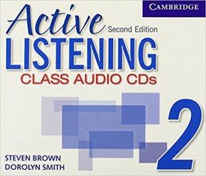 Active Listening Level 2 - Class Audio CDs - cambridge - 9780521678193 -