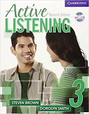 Active Listening Level 3 - Student's Book with Self-study Audio CD - cambridge - 9780521678216 -