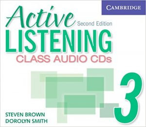 Active Listening Level 3 - Class Audio CDs - cambridge - 9780521678230 -