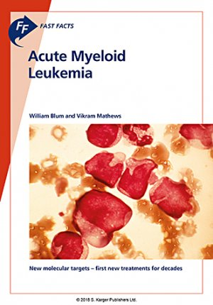 Acute myeloid leukemia - karger  - 9781910797594 -