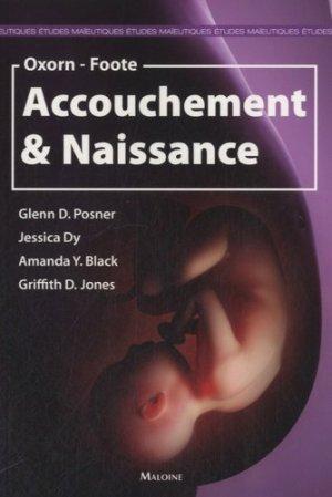 Accouchement & Naissance - maloine - 9782224033934 -