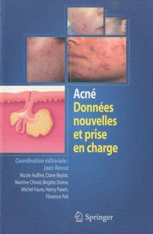 Acné - springer verlag - 9782287997945 -
