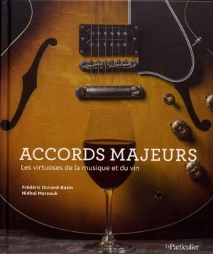 Accords majeurs - le particulier - 9782357312654 -