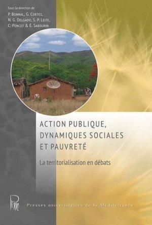 Action publique, dynamiques sociales et pauvreté - Presses universitaires de la Méditerranée - 9782367813257 -