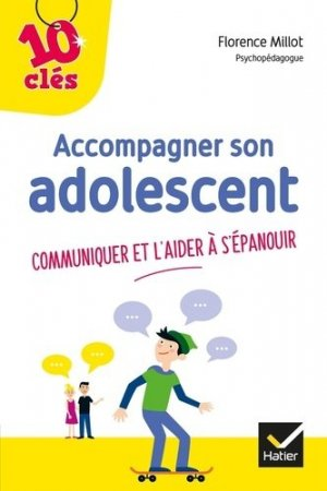 Accompagner son adolescent - hatier - 9782401035003 -