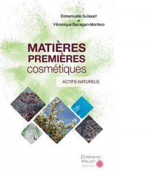 Actifs naturels - Cosmetic Valley Editions - 9782490639236 -
