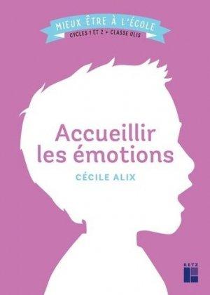 Accueillir les émotions - Retz - 9782725639765 -