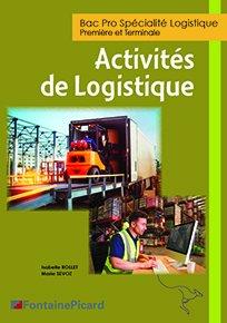 Activités de Logistique - fontaine picard - 9782744629983 -