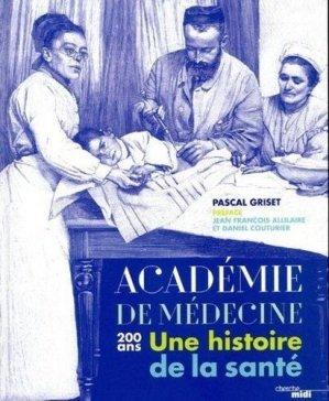 Académie de médecine - le cherche midi - 9782749159195 -