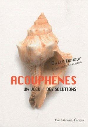 Acouphènes - guy tredaniel editions - 9782813201546 -