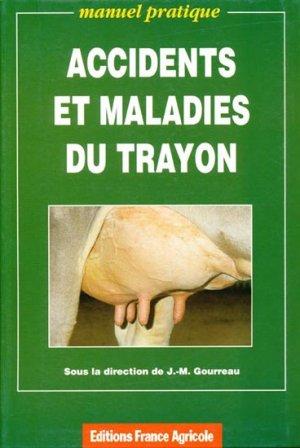 Accidents et maladies du trayon - france agricole - 9782855570228 -