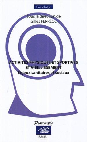 Activités physiques et sportives et vieillissement - eme - 9782875250391 -