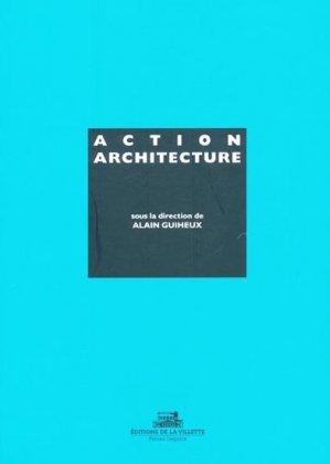 Action architecture - de la villette - 9782915456653 -