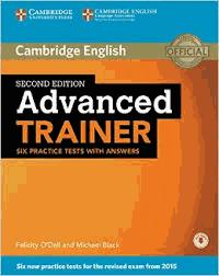 Advanced Trainer - Six Practice Tests with Answers with Audio - cambridge - 9781107470279 -