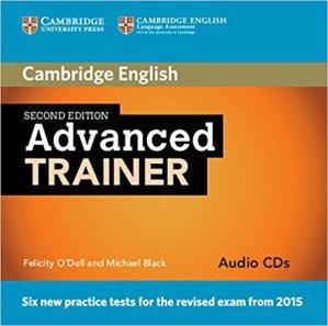 Advanced Trainer - Audio CDs (3) - cambridge - 9781107470309