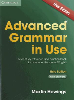 Advanced Grammar in Use - Book with Answers - cambridge - 9781107697386 -