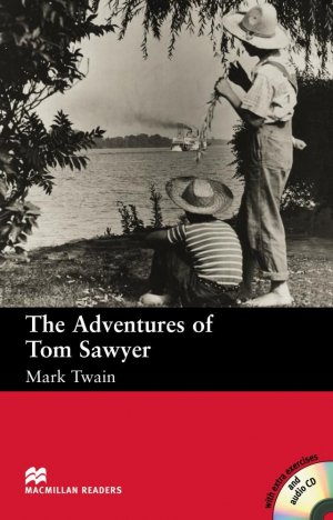 The Adventures of Tom Sawyer with audio CD - Macmillan - 9781405076081 -