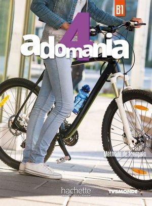 Adomania 4 - hachette - 9782016252710 -