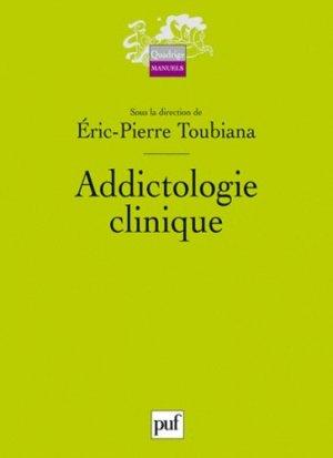 Addictologie clinique - puf - 9782130584278 -