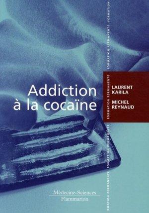 Addiction à la cocaïne - lavoisier msp - 9782257000675