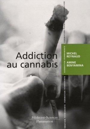 Addiction au cannabis - lavoisier msp - 9782257000774