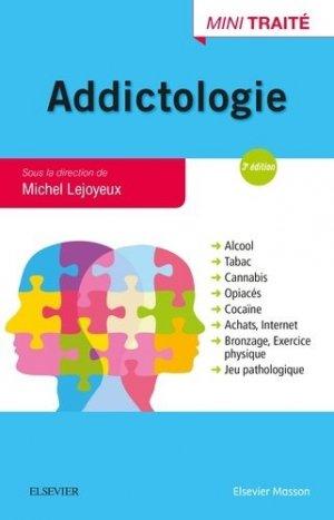 Addictologie - elsevier / masson - 9782294751257