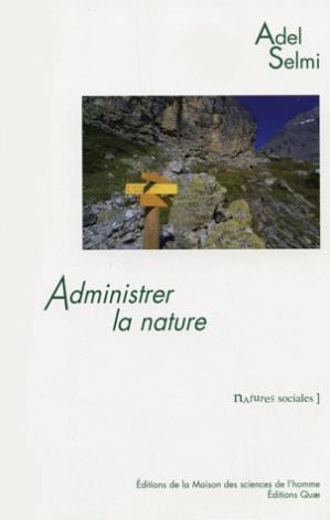 Administrer la nature - quae  - 9782735111114 -