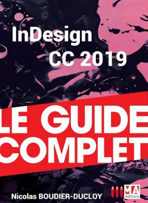 Adobe InDesign CC 2019 - Micro Application - 9782822406062 -