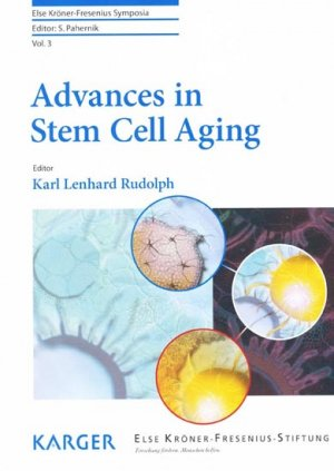 Advances in Stem Cell Aging - karger - 9783318021707 -