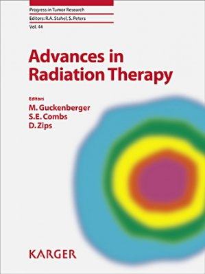 Advances in Radiation Therapy - karger - 9783318063615 -