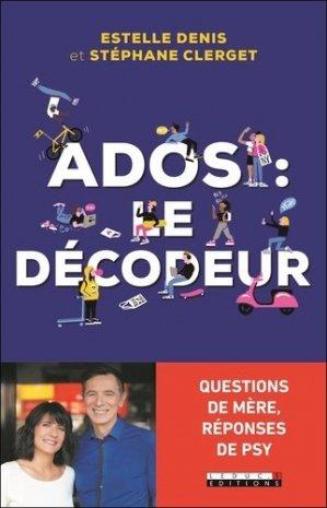 Ados : le décodeur - leduc - 9791028515935 -