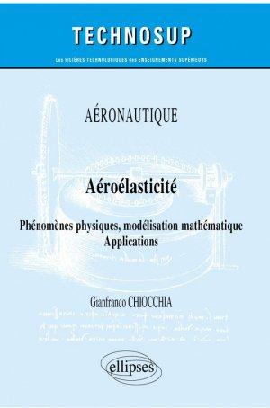 Aéroélasticité - Ellipses - 9782340045583 -