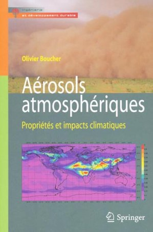 Aérosols atmosphériques - springer - 9782817800547 -