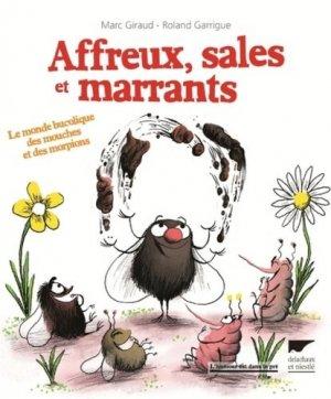Affreux, sales et marrants - delachaux et niestle - 9782603026045