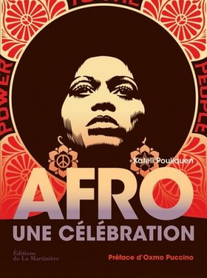 Afro, une célébration - de la martiniere - 9782732445632 -