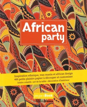 African party - prisma - 9782810427062 -