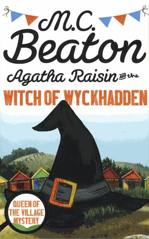 Agatha Raison and the Witch of Wyckhadden - CONSTABLE - 9781472121332 -