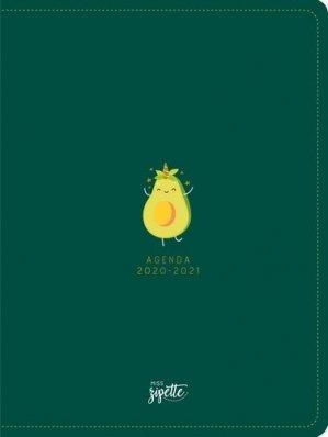 Agenda Miss Zipette. Edition 2020-2021 - Larousse - 9782035991225 -