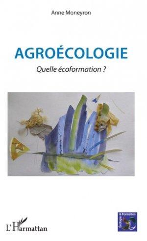 Agroécologie - l'harmattan - 9782343159485