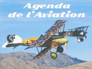 Agenda de l'aviation - pascal galode - 9782355932380 -