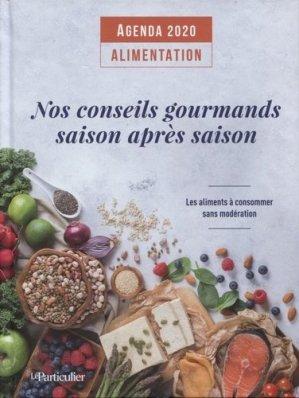 Agenda Alimentation 2020 - le particulier - 9782357312579
