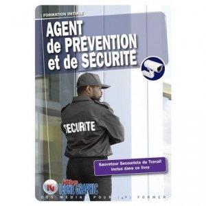 Agent de Prévention et de Sécurité - Icone graphic - 9782357386358 -