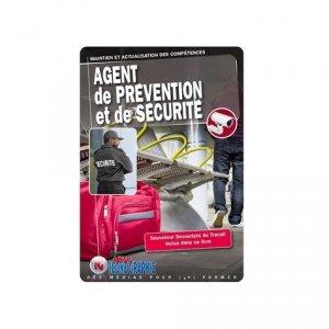 Agent de Prévention et de Sécurité APS - Icone graphic - 9782357386426 -