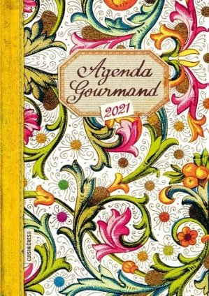 Agenda gourmand 2021 - les cuisinières sobbollire - 9782368421017 -