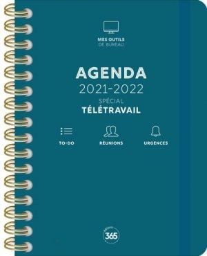 Agenda 2021-2022 - 365 PARIS - 9782377618309 -