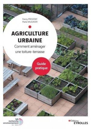 Agriculture urbaine - eyrolles - 9782416000140 -
