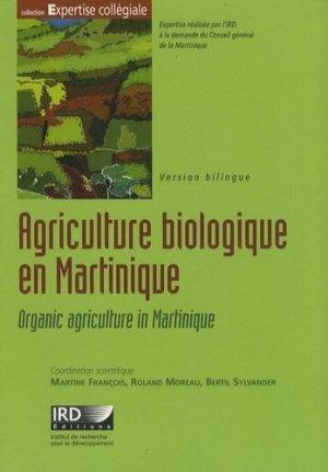 Agriculture biologique en Martinique - ird - 9782709915557 -