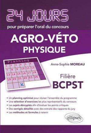 Agro - Véto Physique - ellipses - 9782729872045 -